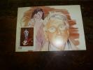 CARTE MAXIMUM 1984    Le Peintre Piétiné Par Son Modèle - Briefmarken