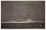 """CPA: Toulon, Le Croisseur  """"Tourville"""", 10 000t. - Warships"""
