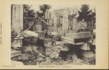 CPA:  Pont-à-Mousson, 1915, Le Cimétiére. - War 1914-18