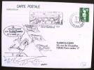 FRANCE: Obliteration Thematique Temporaire 50° Anniversaire 2° Guerre Mondiale: CHARLEVILLE MEZIERES 20/07/1990 - 2. Weltkrieg