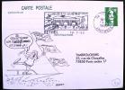 FRANCE: Obliteration Thematique Temporaire 50° Anniversaire 2° Guerre Mondiale: RETHEL  19/07/1990 - 2. Weltkrieg
