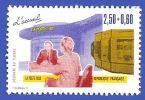 FRANCE 2744 NEUF ** JOURNÉE DU TIMBRE 1992 (ISSU DU CARNET) - France