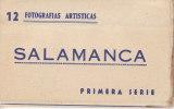 CARNET 12 PHOTOS SALAMANCA PRIMERA SERIE COMPLET (5 EN EXEMPLE) - Salamanca