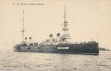 """( CPA BATEAUX DE GUERRE )  LE """" CONDÉ """"  Croiseur Cuirassé  / - Warships"""