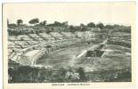 Italy, Siracusa, Anfiteatro Romano, 1930s Used Postcard [P9320] - Siracusa
