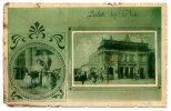 NOTO (SR) SALUTI TEATRO VITT. EMANUELE 1920 - Siracusa