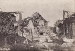 CP Photo LANGEMARK-POELKAPELLE - Des Bâtiments Détruits (A10, Ww1, Wk1) - Langemark-Poelkapelle