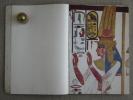 Agenda 1973 Centre De Documentation Sur L´ancienne Egypte Le Caire. 17 Photos. - Calendriers