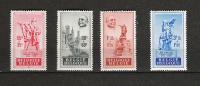 Zegels 781 - 784 ** Postfris Aan 17% - Unused Stamps