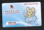 HOTEL KEY CARD - ( CHINA ) - FUJIAN FOREIGN TRADE CENTER HOTEL - - Hotel Keycards