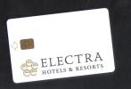 HOTEL KEY CARD - ( GREECE ) - ELECTRA PALACE HOTEL - - Hotel Keycards