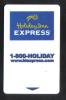 HOTEL KEY CARD - (  GERMANY ) - HOLIDAY INN EXPRESS HOTEL - - Hotel Keycards