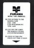 HOTEL KEY CARD  - ( U.S.A.   )  FURAMA HOTEL LOS ANGELES - Hotel Keycards