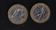 FRANCE - 1O FRANKS - 1990 - GOOD - K. 10 Francs