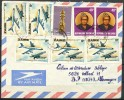 Kongo -  Zaire - Luftpost - - 1980-89: FDC