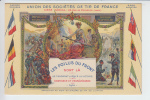 REF20.078  UNION DES SOCIETES DE TIR DE FRANCE. LES POILUS DU FRONT SONT LA... - Other