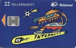 22   Tellerskritt  Telenor - Norvège