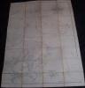 Rare Plan POPP De La Commune De BARBENCON ( Chimay ) Avec Liste Du Parcellaire Et Pochette - Cartes Topographiques