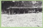 VALMONDOIS, 19.7.1989 : Wagons Plats. Ste CF Economiques Valmondois - Marines. Collection Pérève - Trains