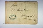 Deutschland 1875Frachtbrief Zillhardt Heilbron