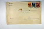 Deutschland 1920 München -> Olten Schweiz, Mixfrankatur