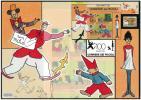 Filatelia -  2008  ITALIA REPUBBLICA -  FOLDER -  10 ANNI DEL CORRIERE DEI PICCOLI - ESAURITO ALLE POSTE - Pochettes