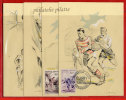 FRANCE CARTE MAXIMUM SPORTS DU 07/07/1956 - Cartes-Maximum