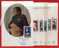 FRANCE CARTE MAXIMUM SERIE NAPOLEON DU 02/06/1951 - Cartes-Maximum