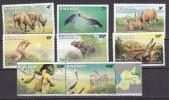 PGL AK261 - RWANDA Yv N°1217/24 ** ANIMAUX ANIMALS - Rwanda