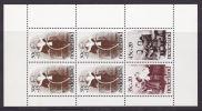 Nederland  Netherlands NVPH 1974  Nr. 1063   MNH     Block Blok  Kinderzegels - 1949-1980 (Juliana)