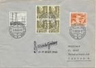 1953 Fété De Genéve Bureau De Poste Automobile Suisse - Schweiz