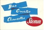 Buvard Stemm - Buvards, Protège-cahiers Illustrés