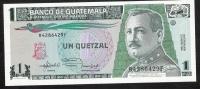 GUATEMALA   P73   1   QUETZAL    22.1.1992     UNC. - Guatemala
