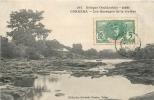 CORRERA LES BARRAGES DE LA RIVIERE - Guinée Française