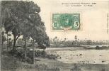 KONAKRY LA PLAGE - Guinée Française