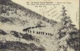 CPA: Guerre De 1914/15: Bataille Des Vosges. Nos Alpins Vont Prendre Position. - Guerra 1914-18