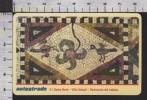 S2503 Tessera ViaCard A1 ROMA NORD VILLA VOLUSII PAVIMENTO DEL TALAMO Lire 100000 Scad. 31.12.2001 - Transporto