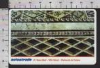 S2506 Tessera ViaCard A1 ROMA NORD VILLA VOLUSII PAVIMENTO DEL TALAMO Lire 100000 Scad. 31.12.2001 - Transporto