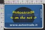 S2507 Tessera ViaCard AUTOSTRADE ON THE NET Lire 100000 - Transporto