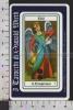 S2509 Tessera ViaCard I TAROCCHI DI OSWALD WIRTH LA TEMPERANZA Lire 50000 Scad. 31.12.2001 - Transporto