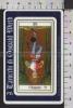 S2512 Tessera ViaCard I TAROCCHI DI OSWALD WIRTH L'APPESO Lire 50000 Scad. 31.12.2001 - Transporto