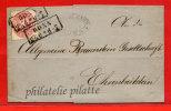 ALLEMAGNE PRUSSE LETTRE DE BONN POUR EKRENBREITSTEIN - Preussen