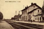 52 : DONJEUX : La Gare. - Sonstige Gemeinden