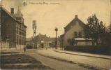Heist-op-den-Berg :  Gendarmerie  (  Carnet Kaart Geschreven 1925 Met Zegel )