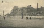 Manage     :  La Gare    ( Ecrit  1920 Avec Timbre ) - Manage