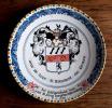 Armes/wapen Rapaert De Grass - Maires/Burgemeesters Hertsberge - Coq/Haan Lion/Leeuw SE348 - Autres Collections
