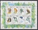 PGL AK268 - RUSSIE Yv N°6040/47 FEUILLETTE  ** ANIMAUX ANIMALS - 1992-.... Federazione