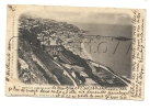 Ventnor (Royaume-Uni, Isle Of Wight) : Looking East In 1901. - Ventnor