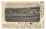 Ventnor (Royaume-Uni, Isle Of Wight) : Looking From The Pier In 1901 (lively). - Ventnor