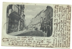 Ventnor (Royaume-Uni, Isle Of Wight) : Shop And The Library In The High Street In 1901 (lively). - Ventnor